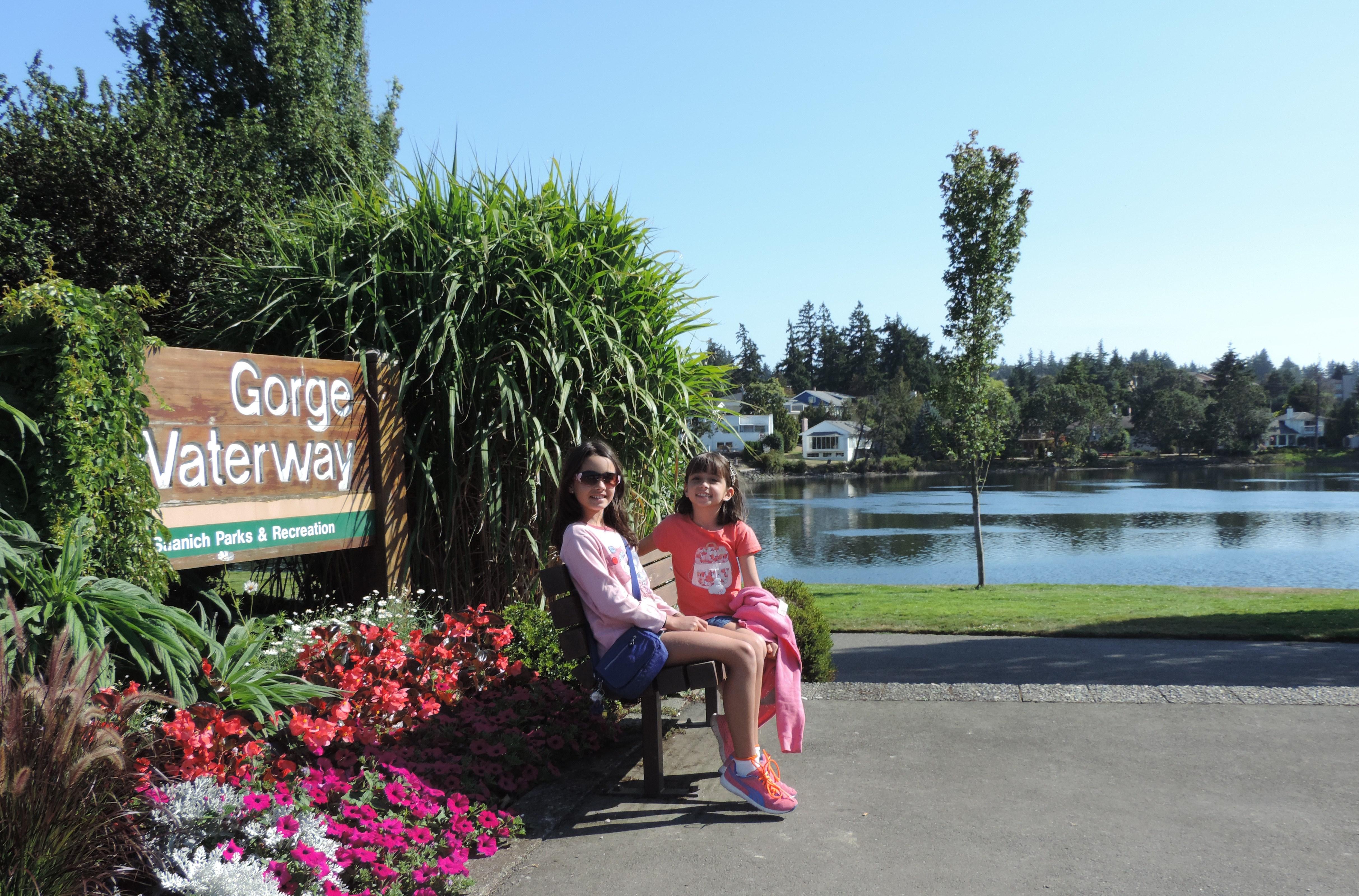 Gorge Waterway-viagemeintercambioemfamilia
