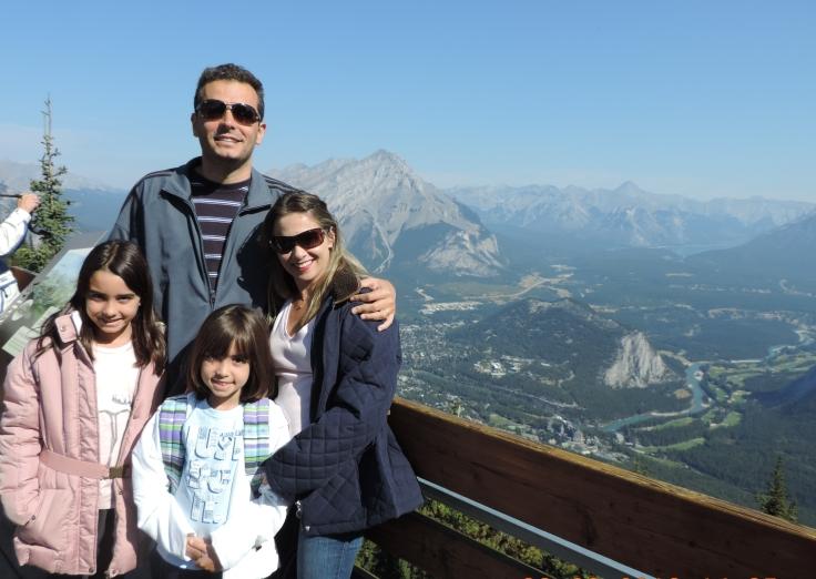 Sulphur Mountain - www.viagemeintercambioemfamilia.wordpress.com