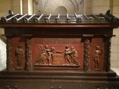 Criptas de Personalidades Francesas